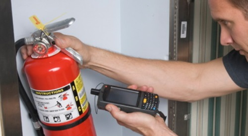 Commercial Fire Extinguisher Installation, Inspection & Recharge